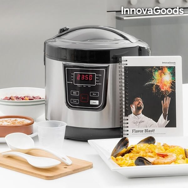 multi function slow cooker