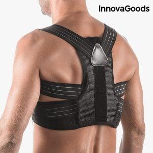 cinturón corrector de postura