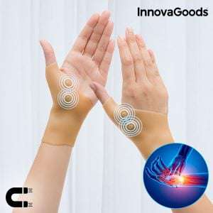 INNOVAGOODS Magnetic Compression Wrist Support