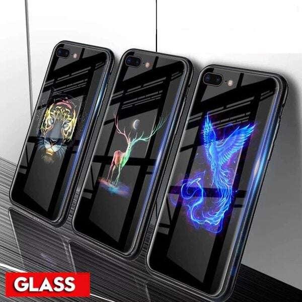 Luminous Glass Case Night Vision
