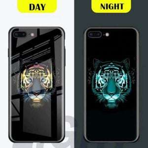Glow iPhone back case