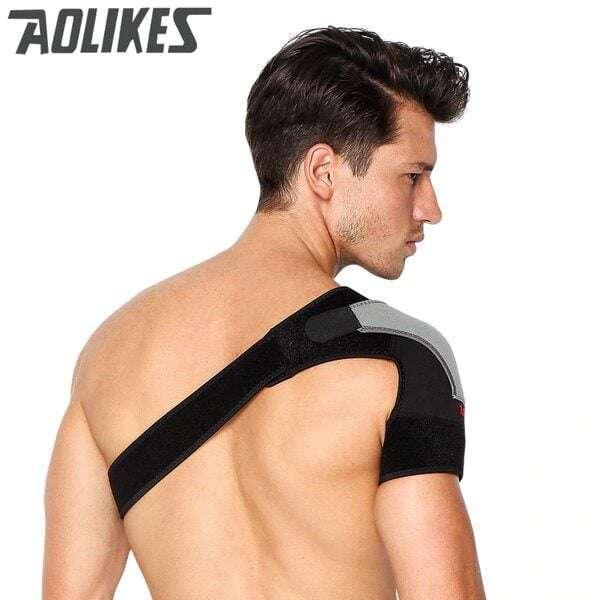 shoulder injury brace