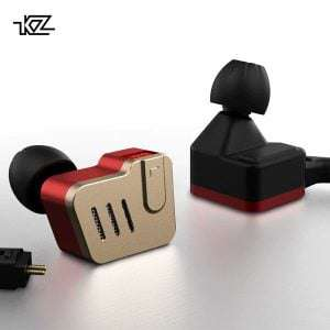 kz ba10 earphone