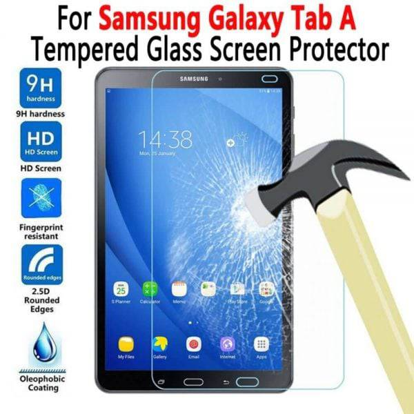 Glaxay Tab A Tempered Glass